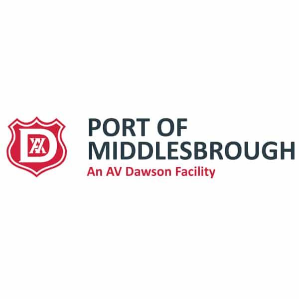 Port of Mbro Logo